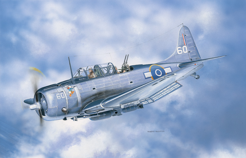 SBD-5 Dauntless - ITALERI 02673