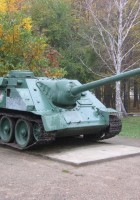 SU-100 obj.5 - WalkAround