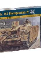 Sd. Bil. 167 Sturmgeschütz IV - ITALERI 6491