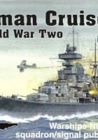Escadron De Signal-4024-Allemand-Croiseurs-Du-Monde-De-Guerre-Deux-Dans-L'Action