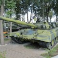 Т-80Б - мобільний