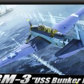 TBM-3 [USS Bunker Hill] – ACCADEMIA 12285