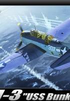 TBM-3 [USS Bunker Hill] – ACCADEMIA 12285