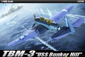 TBM-3 [USS Bunker Hill] – ACADEMIA 12285