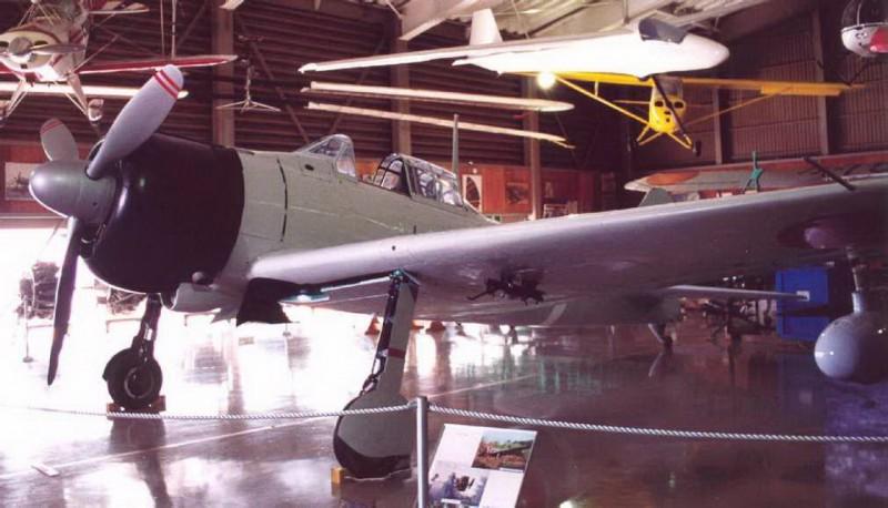 А6М2 Zero - spacer