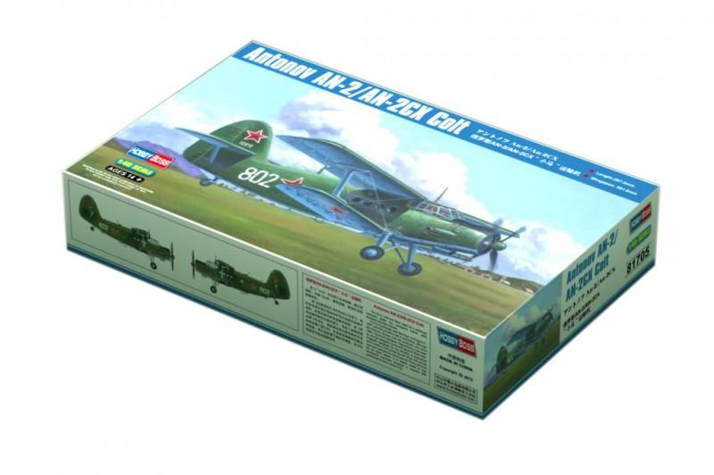 Antonov-2/AN-2CX Colt-HOBBY 보스 81705