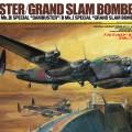 Euro Lancaster B Mk.Jeg - B Mk.III - Tamiya 61111