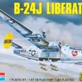 В-24J Освободитель - Ревелл 5629
