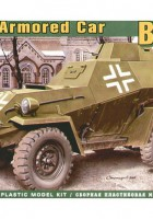 BA-64 Soviet Red Army Armored Car - Ace Models 72232