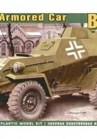 BA-64 Ejército Rojo Soviético Coche Blindado - Ace Modelos 72232