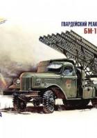 BM-13 Katjuša - Zvezda 3521
