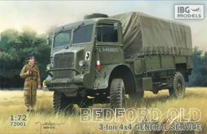 Bedford QLD - IBG 72001