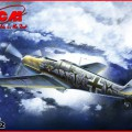 Bf 109Д-7/B, WWII German Fighter-Bomber - ICM 72135