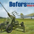 Bofors Anti-aircraft Gun - British Version - AFV Club 35187