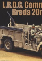 British L. R. D. G. Command Car & Breda 20mm AA Gun - Tamiya 89785