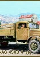 Bussing-Nag 4500 hilja IBG 35013