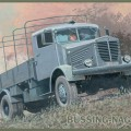 Bussing-Nag 500A - IBG 35011