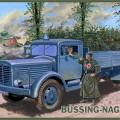 Bussing-Nag 500S - holdingovej spoločnosti ibg 35010