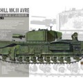 Churchill Mk.III AVRE - AFV Club 35167