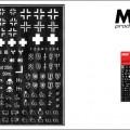 Croce e i Simboli della Wehrmacht - MIG MW 3-210