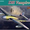DH 뱀파이어 FB.5-사이버-취미 5085