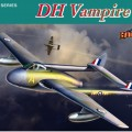 DH Vampire FB.5 - Cyber-Hobby 5085