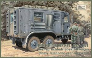 Einheitsdiesel Kfz.61 - IBG 35004