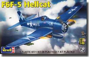 F6F-5 Hellcat - Revell 5262