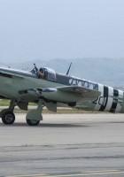 Fairey Firefly jak MK 6 - walkaround z żaglem