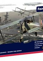 Fairey Swordfish MkI Dom Set - Airfix A50133