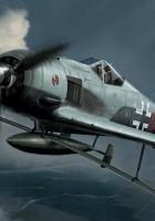 Focke-Wulf FW190A-8 BV246 Hagelkorn Edición Limitada - Hasegawa 01984