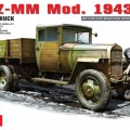 GAZ-嗯防部的。1943年的货运卡车MINIART35134