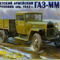 GAZ-MM Truck - Zvezda 3574