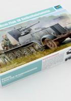 Saksa 8.8 cm Flak 18 iseliikuvad relv - Trumpeter 01585
