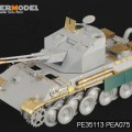 French FlaKPanzer V COELIAN VOYAGER MODEL PE35113