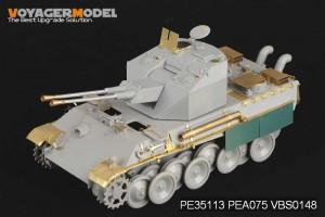 Vokietijos FlaKPanzer V COELIAN - KELIONIŲ MODELIO PE35113