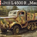 Allemand half-Track L4500R Maultier - Revell 03091