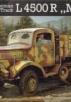 Saksa Poole Teele L4500R Maultier - Revell 03091