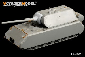 The German MOUSE Super-heavy tank - VOYAGER MODEL PE35077