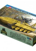 Alemão Panther Ausf.D Flak Bergepanther - CHEFE HOBBY 82492