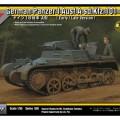 Vokiečių Panzer I Ausf A sd.Kfz.101 - TRISTAR 35028