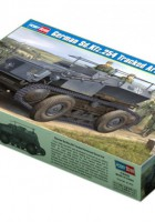German Sd.Kfz.254 Tracked Armoured Scout Car - HOBBY BOSS 82491