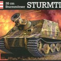 Duitse Storm Tiger Revell 03080