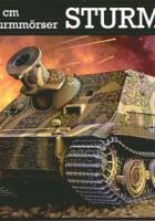 Německý Sturmtiger - Revell 03080