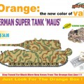 German Super Tank Maus - Cyber-Hobby-9133