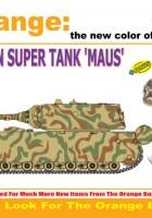 Niemiecka Super Czołg Maus - Cyber-Hobby 9133