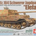 Tysk Tank Destroyer Elefant - Tamiya 35325
