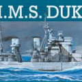 H.M.S. Duke of York - Revell 5105