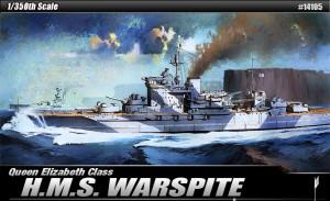 H. M. S. WARSPITE - AKADEMIJA 14105