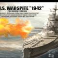 H. M. S. Warspite 1942 Premium Edition - ACADEMY 14108